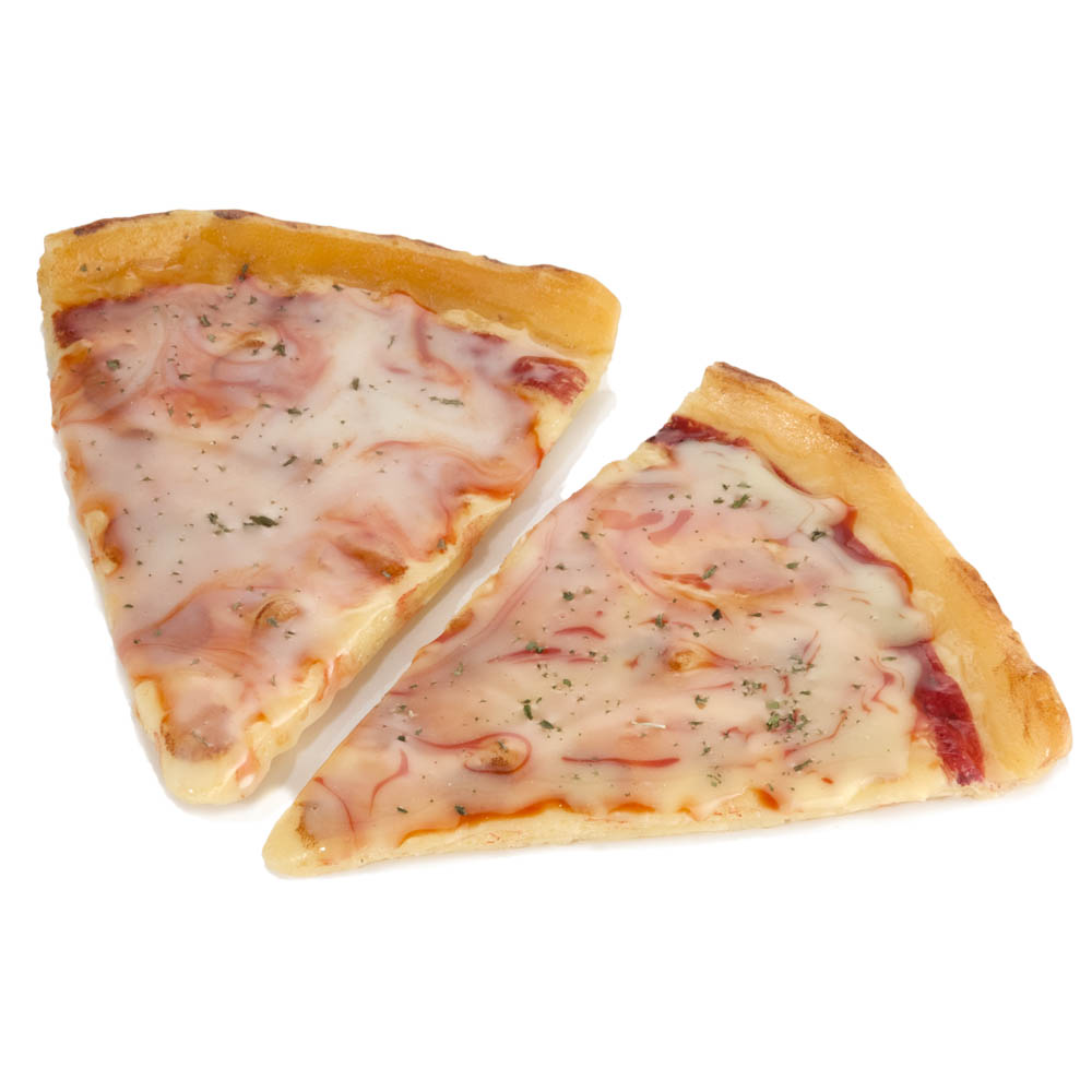 Extra Cheese Pizza Slice Pk Of 2