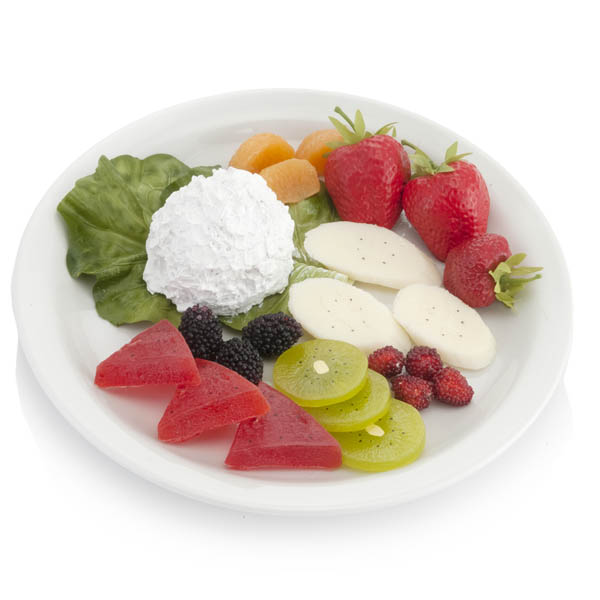 Cottage Cheese Amp Fruit Plate