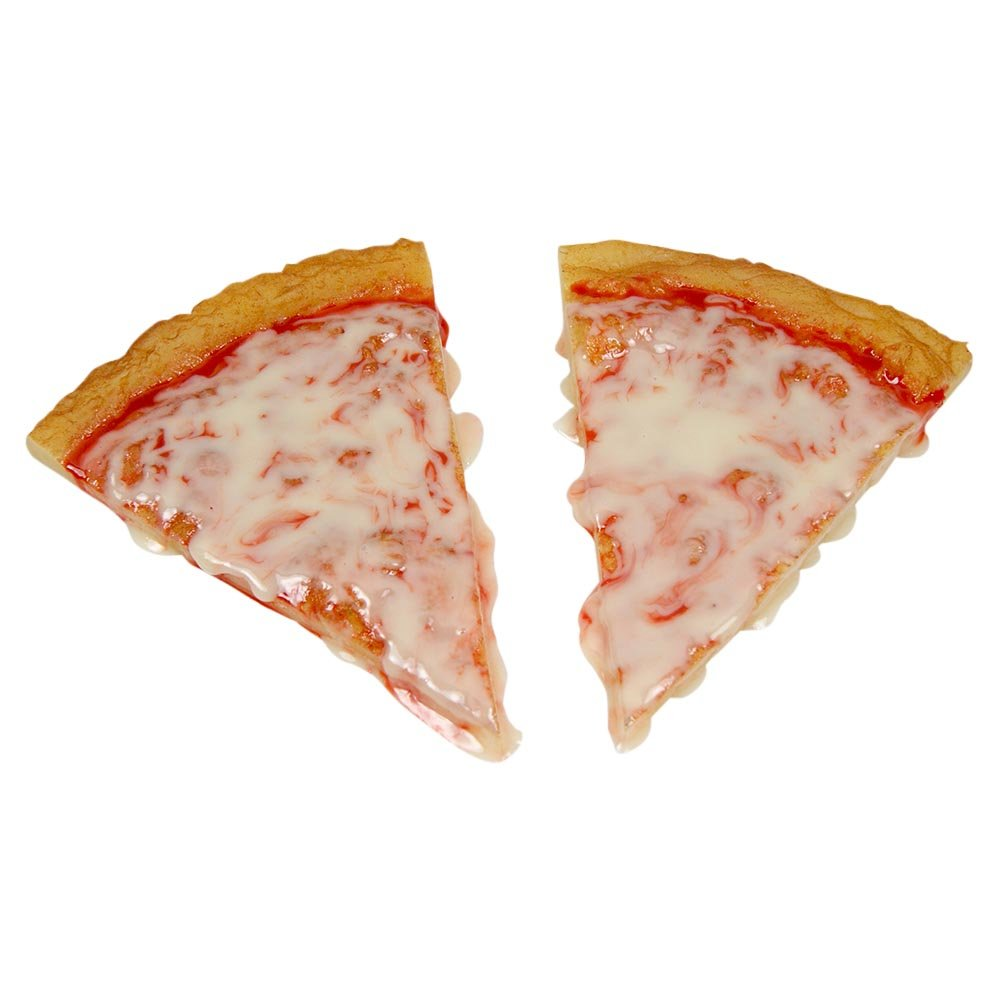 Deluxe Cheese Pizza Slices Set Of 2